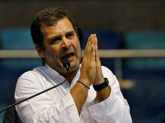 We won't need an aircraft but please ensure us the freedom to travel Says Rahul Gandhi   विमान नको, लोकांना भेटण्याचं स्वातंत्र्य द्या; राहुल गांधींचा सत्यपाल मलिक यांना टोला