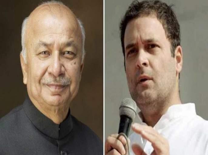 Rahul Gandhi should withdraw his resignation, Sushil Kumar's alliance for the demand | राहुल गांधींनीच राजीनामा मागे घ्यावा,मागणीसाठी सुशीलकुमारांचीच आघाडी