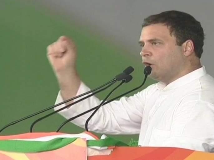 congress leader rahul gandhi spoke on farmers protesr government need to take laws back farmers wont stop protesting | शेतकऱ्यांना मागे हटवणं अशक्य, तिन्ही कायदे मागे घ्यावेच लागतील : राहुल गांधी