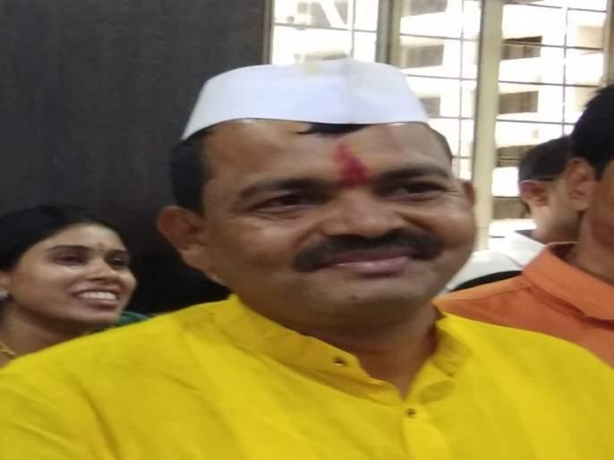 BJP's Rahul Jadhav selected as Mayor of Pimpri ; NCP's Vinod Nade defeated | पिंपरीच्या महापौरपदी भाजपाचे राहुल जाधव आणि उपमहापौरपदी सचिन चिंचवडे यांची निवड