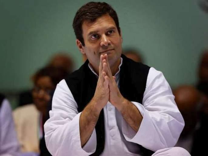 congress leader rahul gandhi tweets after pm modi performs Bhoomi Pujan for ram mandir at ayohdya   Ram Mandir Bhoomi Pujan: अयोध्येत मोदींच्या हस्ते राम मंदिराचं भूमिपूजन होताच राहुल गांधीचं ट्विट; म्हणाले...