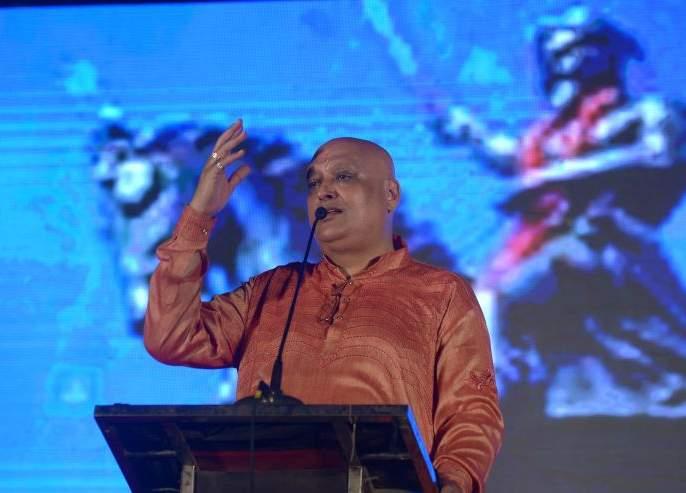 Chhatrapati Shivaji Maharaj's war strategy : Rahul Solapurkar | छत्रपती शिवाजी महाराजांंची युद्धनीती म्हणजेच युद्धमंत्र : राहुल सोलापूरकर