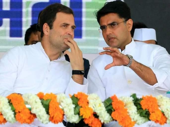 Rajasthan Political Crisis If anybody wants to leave the party they will says rahul gandhi | Rajasthan Political Crisis: सचिन पायलट यांच्या बंडावर राहुल गांधींचं अप्रत्यक्ष भाष्य; म्हणाले...