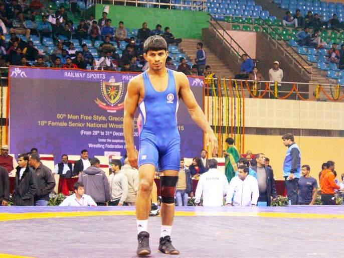 Breaking : Maharashtra Rahul Aware to participate in wrestling World Championship | ब्रेकिंगः महाराष्ट्राचा मल्ल निघाला जग जिंकायला; राहुल आवारेची जागतिक कुस्ती स्पर्धेसाठी निवड