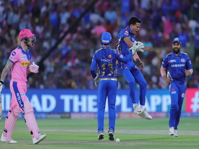 IPL 2019 : Focus on your strengths - Sachin Tendulkar advice to Rahul Chahar | IPL 2019 : सचिन तेंडुलकरचा सल्ला कामी आला, राहुल चहरच्या यशामागचं गुपित