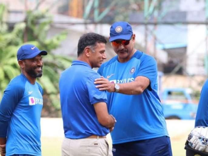 Former COA chief Vinod Rai reveals why Rahul Dravid turned down India head coach job | विनोद राय यांचा खुलासा; टीम इंडियाच्या मुख्य प्रशिक्षकपदासाठी राहुल द्रविड होता पहिली पसंती, पण...