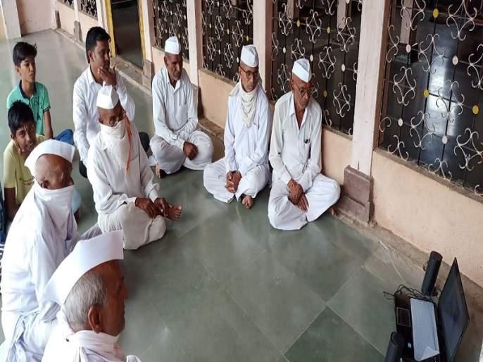 Congress rally in Rahuri against farmers' law | शेतकरी कायद्याविरोधात राहुरीत काँग्रेसची बचाव रॅली