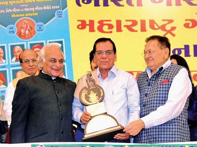 Gujarat Legislative Council wants a MLA from Gujarat - Dinkar Raiker | विधान परिषदेवर गुजराती समाजाचा एक आमदार हवा - दिनकर रायकर