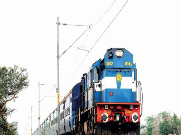 youth girl death in train accident at Lonavala ; youth seriously injured | लोणावळ्यात रेल्वेच्या धडकेत तरुणीचा मृत्यू; तरुण गंभीर जखमी