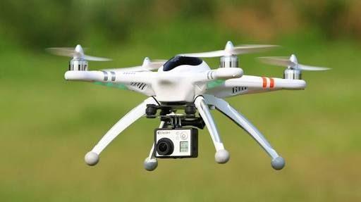 Drones 'watch' criminals in railway areas | ड्रोनद्वारे रेल्वे परिसरातील गुन्हेगारांवर 'वॉच'