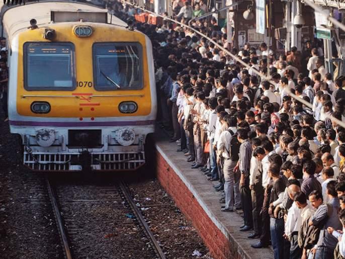Mumbai Railway Updates: Angry passengers 10 days ultimatum to central railway administration | Mumbai Railway Updates: 'मरे'मुळे रोजच 'लेट मार्क'; संतप्त प्रवाशांनी दिला 'अल्टिमेटम'