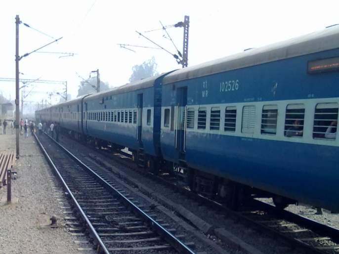 Railways' spent Rs 98.44 in FY18 to earn every Rs 100 | रेल्वेचे १00 मधील ९८.४४ रुपये संचलनावरच खर्च, कॅगच्या अहवालात चिंता