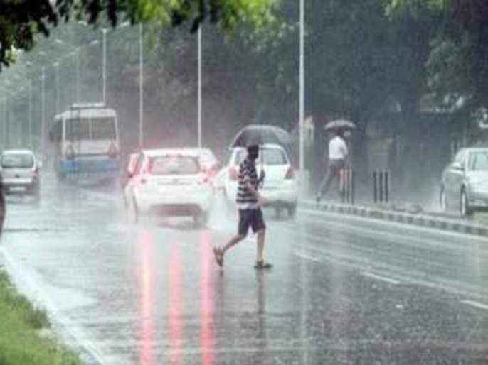 Heavy rain warning in Mumbai, Raigad, Pune, Satara | मुंबई, रायगड, पुणे, साताऱ्यात अतिवृष्टीचा इशारा