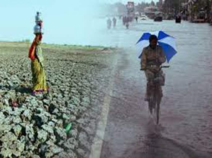 Rainfall decreases in 115 districts of the country | देशातील ११५ जिल्ह्यांमधील पावसात झाली घट; भारतीय हवामान विभागातील शास्त्रज्ञांचा अभ्यास