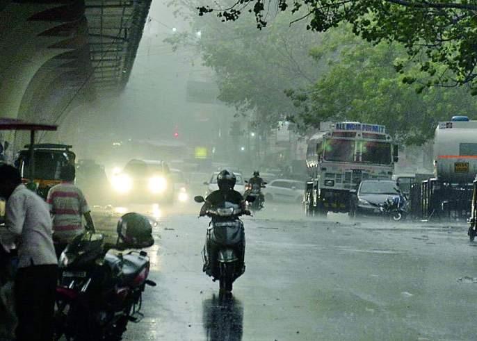 Rainfall in Konkan, Marathwada | मध्य महाराष्ट्रात तुरळक ठिकाणी अतिवृष्टीचा इशारा : कोकण, मराठवाड्यातही पाऊस