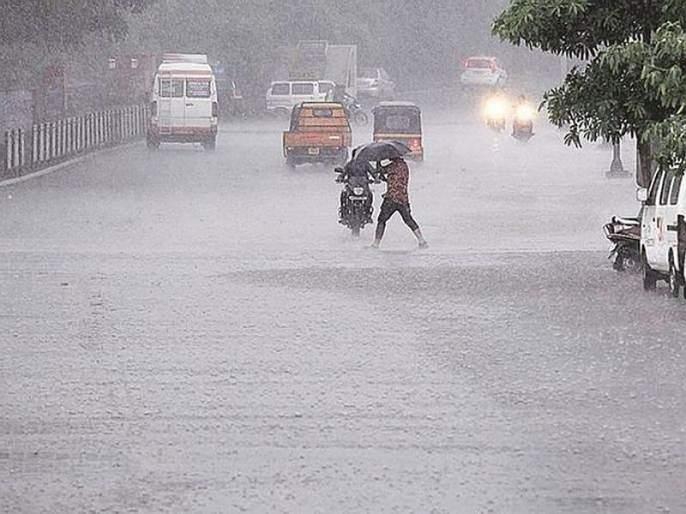 MUMBAI RAINS UPDATE HEAVY MUMBAI RAINS TO CONTINUE TODAY   Mumbai Rain Updates : मुंबईसह उपनगरांत मुसळधार पाऊस