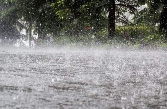 Warning of heavy rains in East Vidarbha on 10th and 11th   १० व ११ रोजी पूर्व विदर्भात अतिवृष्टीचा इशारा