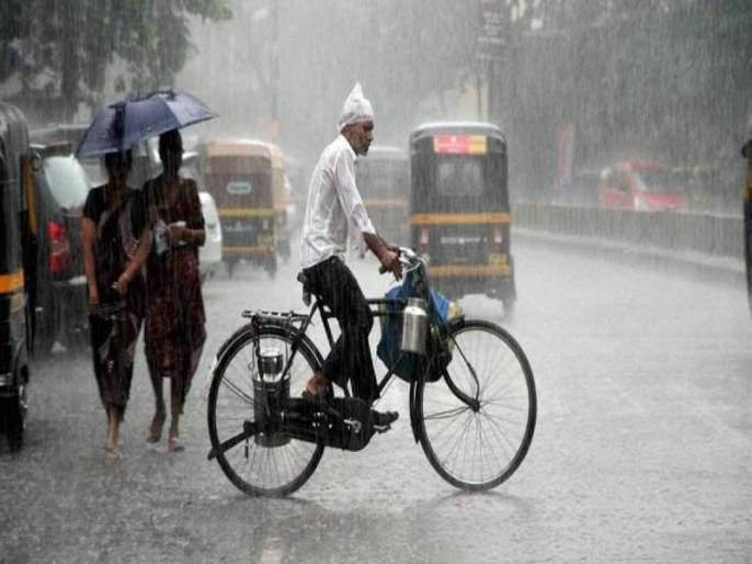 Heavy rains in Sidhundurg district; Heavy rains in Central Maharashtra, Marathwada   सिंधुदुर्ग जिल्ह्यात अतिवृष्टी; मध्य महाराष्ट्र, मराठवाड्यात मुसळधार पाऊस