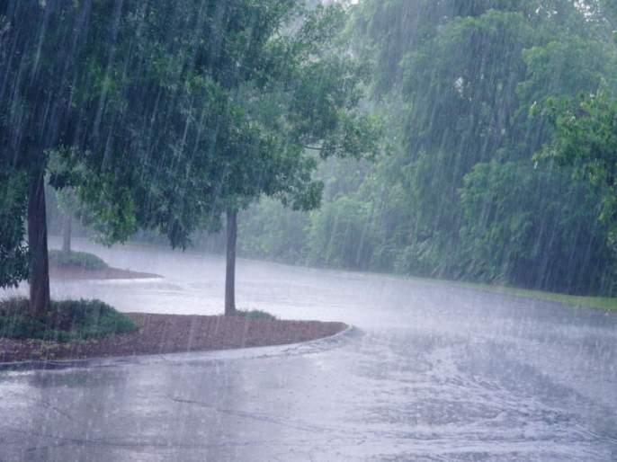 Monsoon active in Konkan, Central Maharashtra, Marathwada | कोकण, मध्य महाराष्ट्र, मराठवाड्यात मॉन्सून सक्रिय