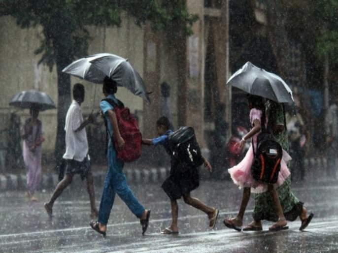 Chance of rain with thunderstorms to Kojagiri | कोजागिरीला गडगडाटासह पावसाची शक्यता