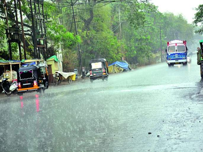 Konkan continues to be a warning signal | कोकणला मुसळधारेचा इशारा कायम