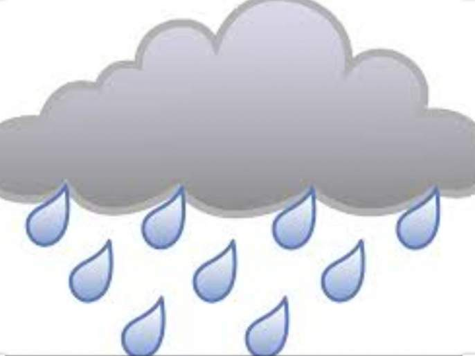 Chance of rain in Nagpur: Increased cold due to low temperature   नागपुरात पावसाची शक्यता : तापमान घटल्याने वाढली थंडी