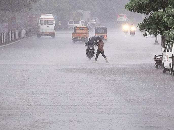 Rain hit Mumbai, heavy rains in Raigad, disaster management ready in Thane district | मुंबईला पाऊस तडाखा, रायगडमध्ये जोरधार, ठाणे जिल्ह्यात आपत्ती व्यवस्थापन सज्ज