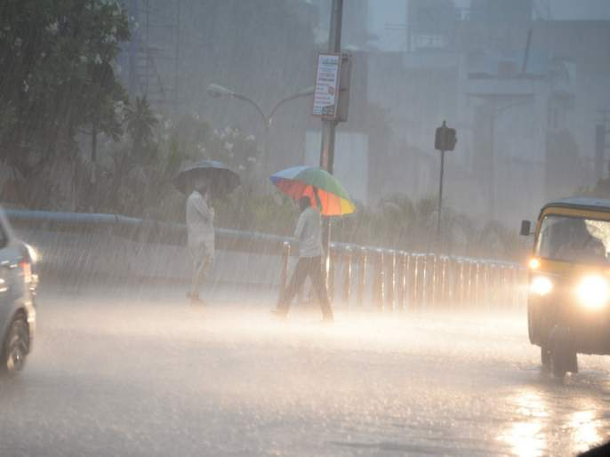 Monsoon Rains, Weather Forecast Warning To Hit Konkan With