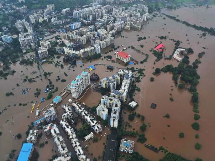 maharashtra flood: encroachment powered by government bodies leads to flooded cities in maharashtra | 'भरभराटा'ने नदी कोपली; 'बिल्डर सरकारने'च शहरं बुडवली!
