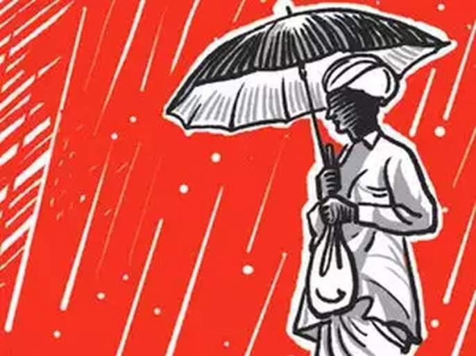 Rainfall in Gangakhed, Pathari area in Parbhani district | परभणी जिल्ह्यात गंगाखेड, पाथरी परिसरात पाऊस