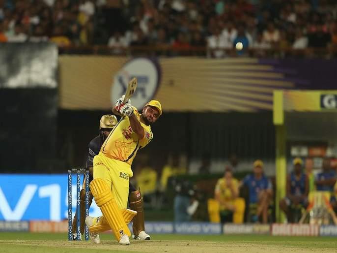 IPL 2019 KKR vs CSK: चेन्नईचा 'सुपर' विजय, कोलकातावर मात | IPL 2019 KKR vs CSK: चेन्नईचा 'सुपर' विजय, कोलकातावर मात