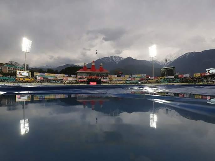 India vs South Africa, 1st ODI : The 1st ODI between India and South Africa has been abandoned due to rains svg | India vs South Africa, 1st ODI : पावसाचा खेळ, पहिला वन डे सामना एकही चेंडू न टाकता रद्द