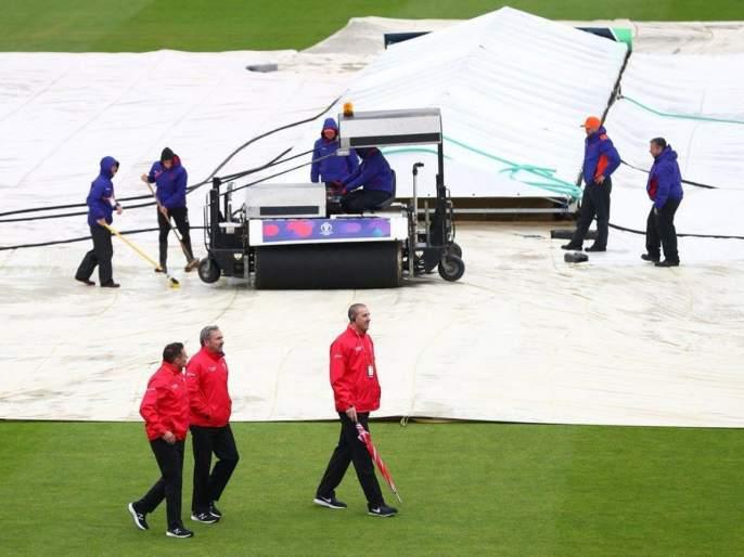 ICC World Cup 2019 : Why no reserve day for league games? ICC defends decision as rain continues to play spoilsport   ICC World Cup 2019 : म्हणून वर्ल्ड कप स्पर्धेत राखीव दिवस नाही, आयसीसीनं सांगितलं कारण