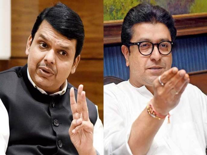 bjp likely to do alliance with mns after shiv sena forms government with congress ncp   भाजप-मनसे एकत्र येणार? फायदा नेमका कोणाला होणार?