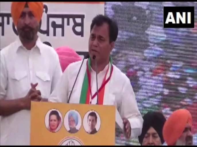 Sunny Deol Or Sunny Leone, The BJP Will Lose In Punjab: Congress Leader   'सनी देओल असो वा सनी लिओनी, सर्व उडून जातील'