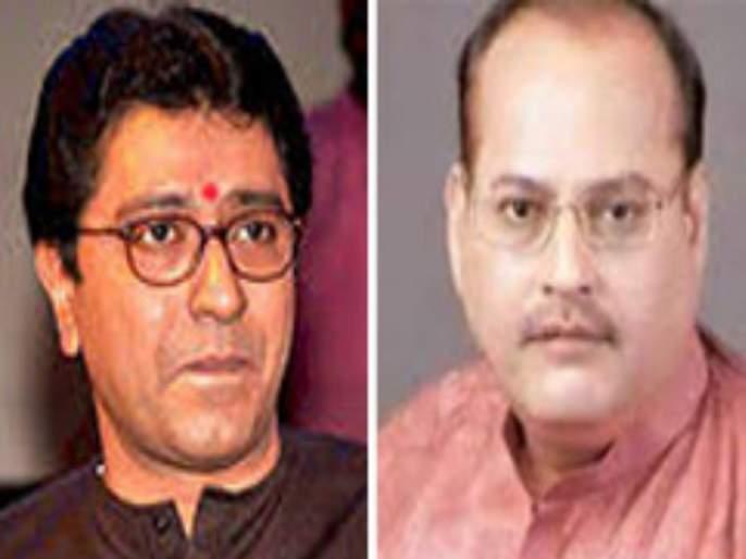 Raj Thackeray and Mohan Joshi meet | राज ठाकरे व मोहन जोशी यांची भेट