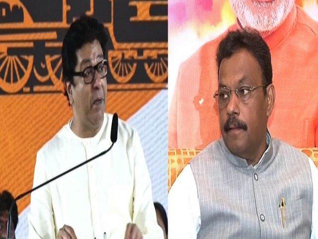 Raj Thackeray and Pakistan relations? BJP ask questions | राज ठाकरे आणि पाकिस्तानचा संबंध काय? भाजपाने केला सवाल