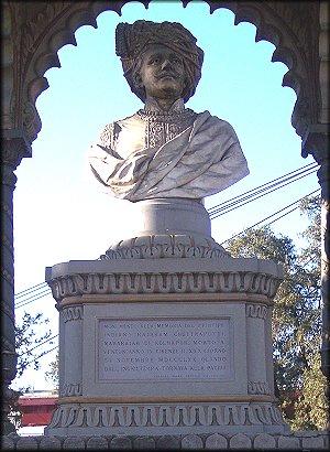 All possible help to make a statue of Chhatrapati Rajaram Maharaj: MP Sambhaji Raje   छत्रपती राजाराम महाराज यांचा पुतळा साकारण्यास सर्वतोपरी मदत:खासदार संभाजीराजे