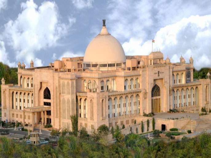 In the Legislative Assembly of Rajasthan, the spirit of the ghosts, the MLAs, the fear atmosphere | राजस्थानच्या विधानसभेमध्ये भूत-आत्म्यांचा वावर, आमदारांमध्ये भीतीचे वातावरण