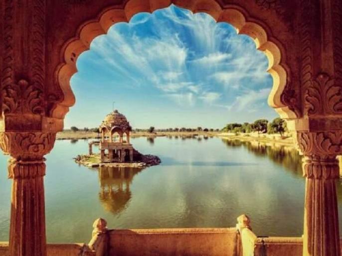 Monsoon travel tips 5 reasons why you must visit rajasthan in monsoon season | दीस इज द बेस्ट पॉईंट... पावसाळ्यात राजस्थानमधील 'या' 5 पर्यटनस्थळांना भेट द्याच