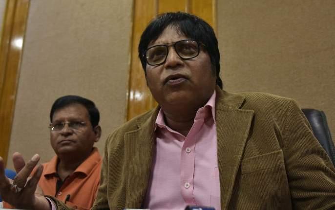 Rajendra Gavai angry at Congress: warning to quit | राजेंद्र गवई यांची काँग्रेसवर नाराजी : आघाडीतून बाहेर पडण्याचा इशारा