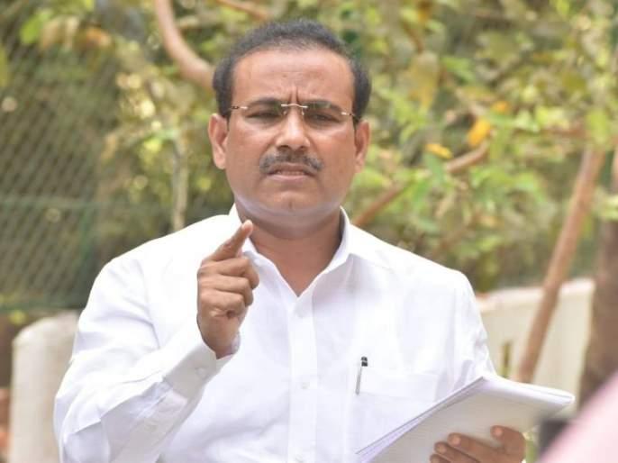 'Rajesh Tope is making a fuss about free treatment, give proof or resign' MNS gajanan kale   'मोफत उपचारांबाबत राजेश टोपे उल्लू बनवत आहेत, पुरावे दाखवा अन्यथा राजीनामा द्या'
