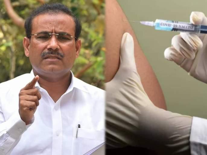 between the ages of 18 and 44 who can afford it they can buy coronavirus vaccine maharashtra rajesh tope | Corona Vaccine : १८ ते ४४ वयोगटातील सधन वर्गानं लस विकत घ्यावी असं स्पष्ट मत - आरोग्यमंत्री