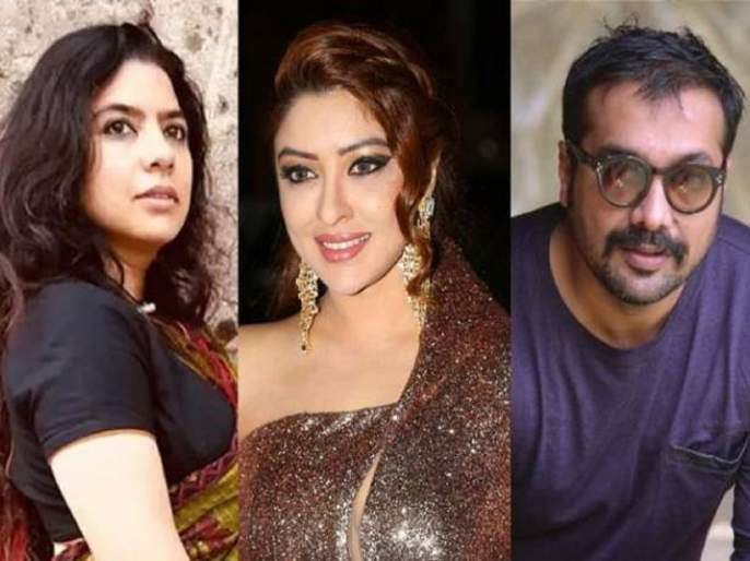 Rajshri Deshpande pens open letter to Payal Ghosh over sexual harassment allegation against Anurag Kashyap | अनुराग दोषी असेल तर...; राजश्री देशपांडेने पायल घोषला लिहिले खुले पत्र
