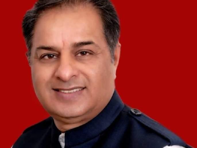 Congress spokesperson Rajiv Tyagi passes away   Rajiv Tyagi: काँग्रेस पक्षाचे प्रवक्ते राजीव त्यागी यांचे निधन