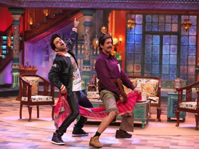 Rajkumar Rao has done a lot with Sunil Grover, Know about it | सुनील ग्रोव्हरसोबत राजकुमार रावने केली धमाल, जाणून घ्या याबद्दल