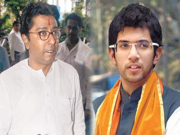 Aditya Thackeray's major critics on raj thackerey in mumbai rally | राजकाकांना पुतण्याचा टोला, आदित्य ठाकरेंची मनसेवर बोचरी टीका