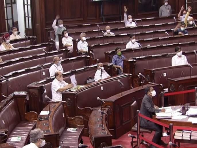 Rajya Sabha passes the Aircraft (Amendment) Bill, 2020 | विमान कायदा दुरुस्ती विधेयकाला राज्यसभेत मंजुरी; जाणून घ्या काय आहे नवं