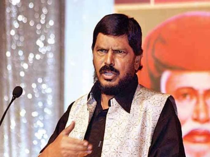 Demand for 10 seats for BJP in Assembly: Ramdas Athavale | विधानसभेसाठी भाजपकडे दहा जागांची मागणी : रामदास आठवले