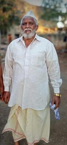 Senior Vastad Rangarao Thanekar passes away | ज्येष्ठ वस्ताद रंगराव ठाणेकर यांचे निधन